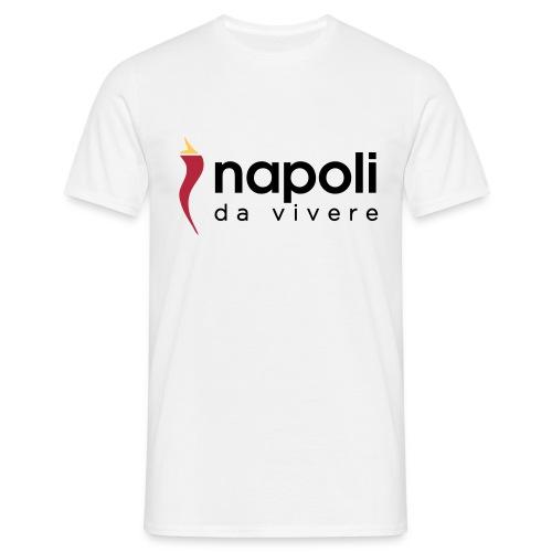 Maglietta Uomo - Napoli da Vivere - Maglietta da uomo
