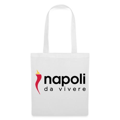 Shopping bag - Napoli da Vivere - Borsa di stoffa
