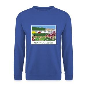 Macavity's Garden - Sweatshirt (royal blue) - Men's Sweatshirt