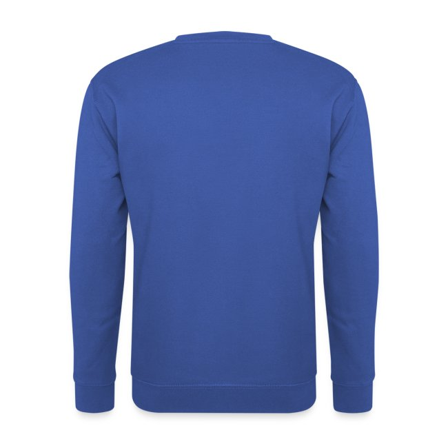 Macavity's Garden - Sweatshirt (royal blue)