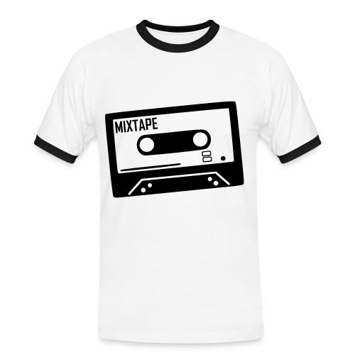 cinta - Camiseta contraste hombre