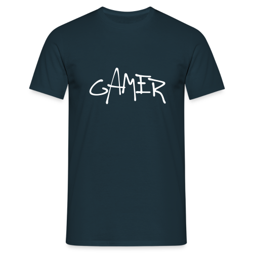 Gamer shirt - Mannen T-shirt