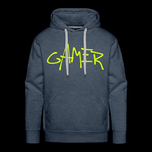 Gamer sweater - Mannen Premium hoodie