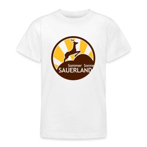 Sommerland - Teenager T-Shirt