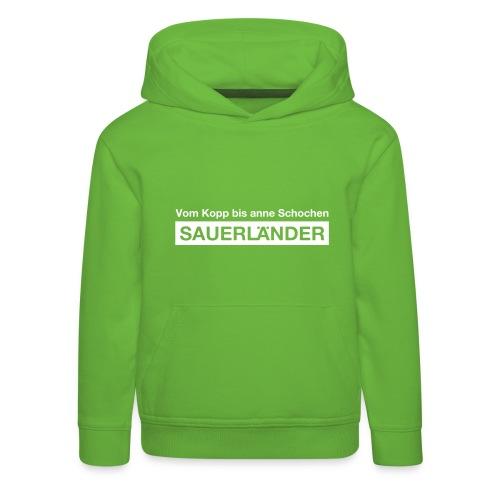 Sauerländer - Kinder Premium Hoodie