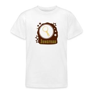 Kids Sternzeichen Jungfrau - Teenager T-Shirt