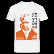 T-Shirts ~ Männer T-Shirt ~ Schopenhauer