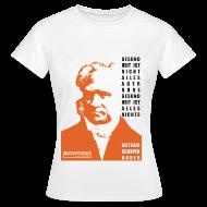 T-Shirts ~ Frauen T-Shirt ~ Schopenhauer