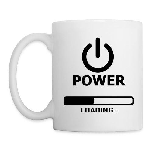 Power up mug - Mug