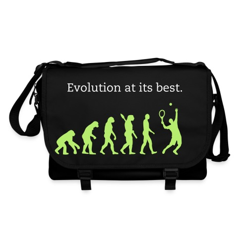 Tennis evolution - Shoulder Bag