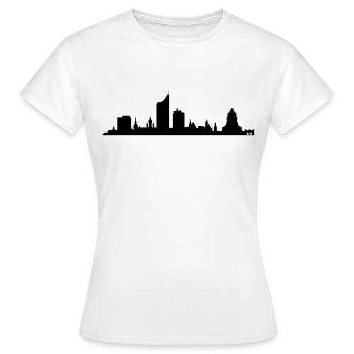 Leipzig - Girl - Frauen T-Shirt