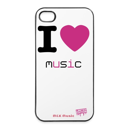 I Phone Hülle (4/s) LIMIT - iPhone 4/4s Hard Case