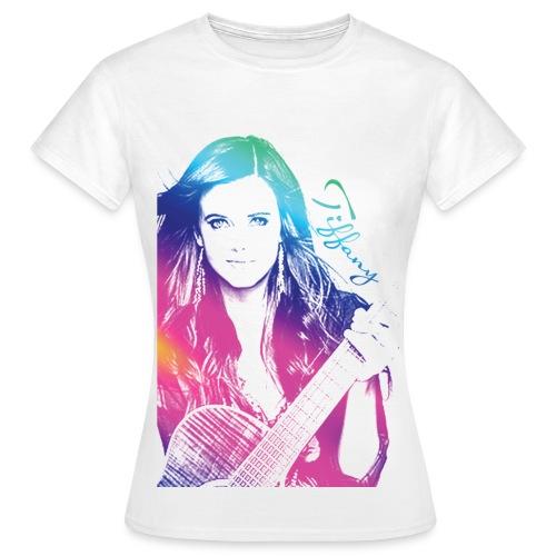 Ranbow Portrait - Women's T-Shirt