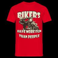 T-Shirts ~ Men's T-Shirt ~ More fun than people