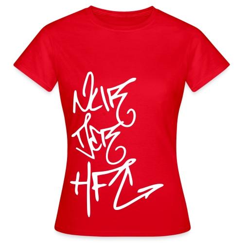 Nur der HFC - Frauen T-Shirt
