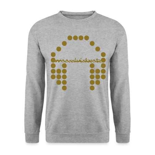 Sweater Gold Logo - Mannen sweater