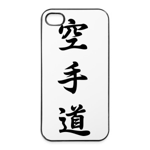 Iphone 4/4s cover med karatedo - iPhone 4/4s Hard Case