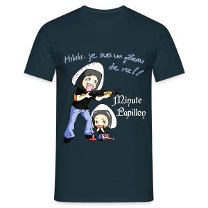 Mini-Kriss - Gateau de Riz - T-shirt Homme