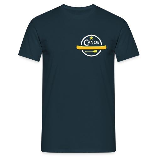 Kanu Logo - Männer T-Shirt