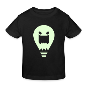 BD Ghost Kids Tshirt - Kinder Bio-T-Shirt