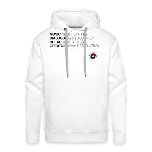 MasterPeace hoody - Mannen Premium hoodie