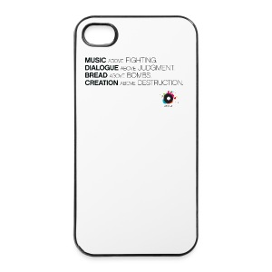 MasterPeace Smartphone cover - iPhone 4/4s hard case