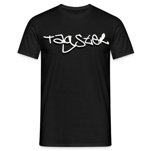 MEN - SCHWARZ - Männer T-Shirt