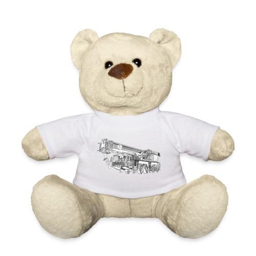 Mobile Crane 4-axle - Teddy Bear
