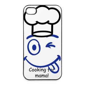 hoes  cooking - iPhone 4/4s hard case