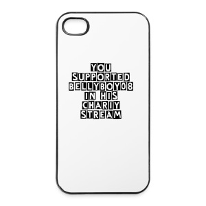 bag just writing - iPhone 4/4s Hard Case