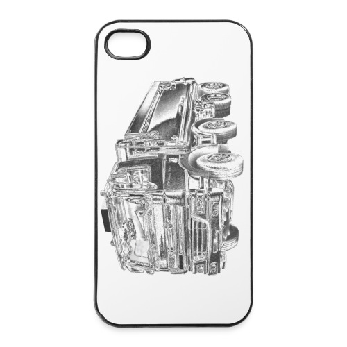 Tipper Truck 8x4 - iPhone 4/4s Hard Case