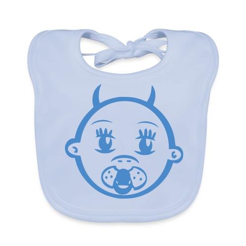 Lätzchen  Devil Regenbogen Aparkle - Baby Bio-Lätzchen