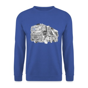 Tipper Truck 8x4 - Men's Sweatshirt