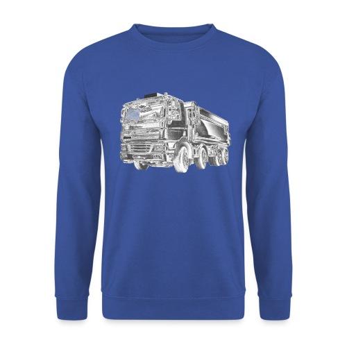 Tipper Truck 8x4 - Men's Sweatshirt