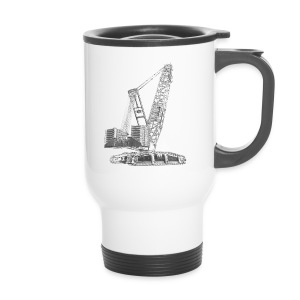 Crawler Crane 750t - Travel Mug