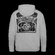 Hoodies & Sweatshirts ~ Men's Premium Hoodie ~ Simon's Hoodie without zipper (Male)