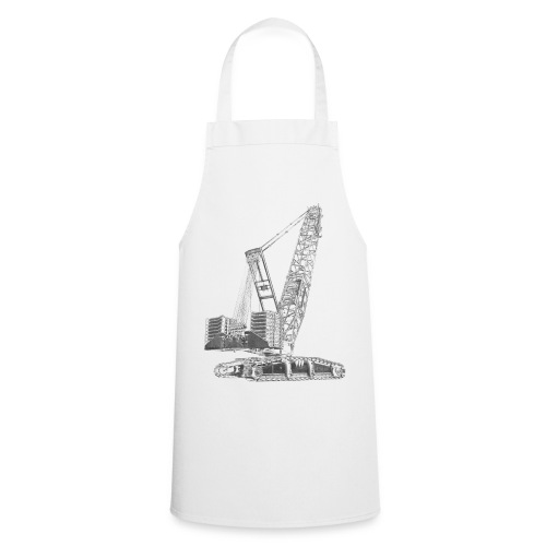 Crawler Crane 750t - Cooking Apron