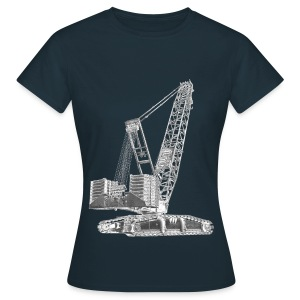 Crawler Crane 750t - Women's T-Shirt