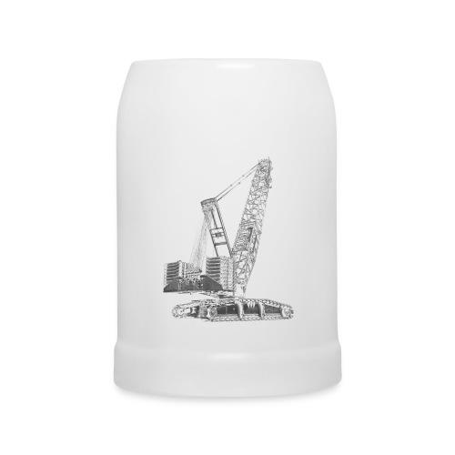 Crawler Crane 750t - Beer Mug