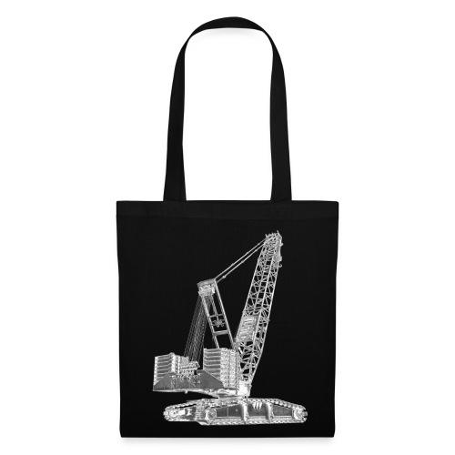 Crawler Crane 750t - Tote Bag