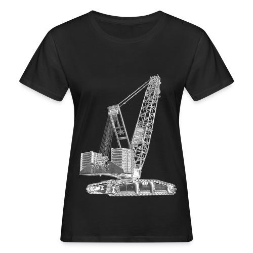 Crawler Crane 750t - Women's Organic T-Shirt