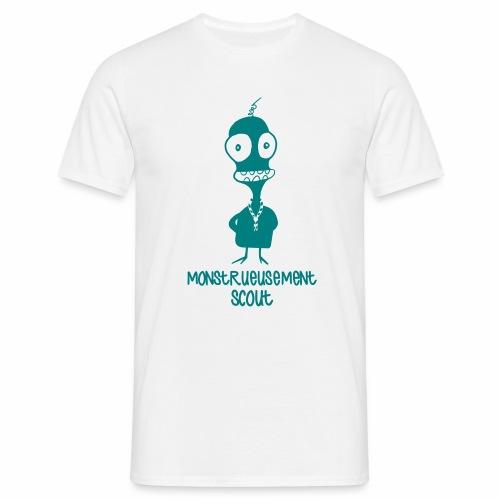 Monstrueusement Scout - T-shirt Homme