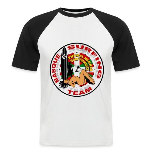 Basque Surfing Team - Men's Baseball T-Shirt