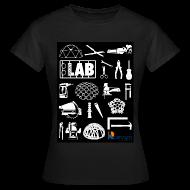 T-Shirts ~ Women's T-Shirt ~ 2012 Shirt front women white