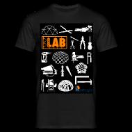 T-Shirts ~ Men's T-Shirt ~ 2012 Shirt front man orange