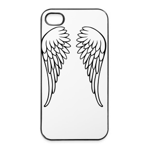 angel - iPhone 4/4s Hard Case