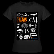 T-Shirts ~ Women's T-Shirt ~ 2012 Shirt front women orange