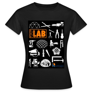 2012 Shirt front women orange - Women's T-Shirt