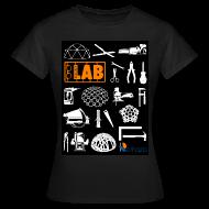 T-Shirts ~ Women's T-Shirt ~ 2012 Shirt front and back women orange