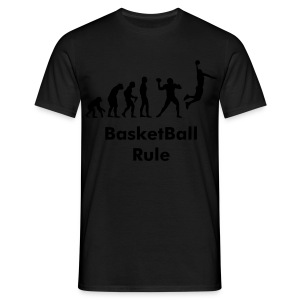 T-shirt Homme Basketball Rule - T-shirt Homme